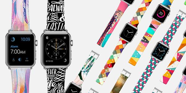 Apple Watchをより個性的に変えるオススメのサードパーティー製バンドまとめ