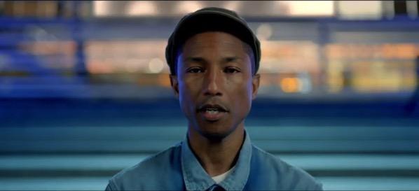 Happyの次はFreedom!Pharrell Williams(ファレル・ウィリアムス)の新曲がApple Musicに登場!