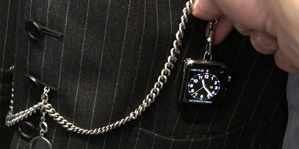 これは欲しくなる!ファッションデザイナーのトムフォードがデザインしたApple Watchケースがかっこいい!
