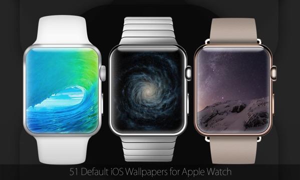 秋を待ちきれなくて!WatchOS2向け、AppleWatch用壁紙まとめ
