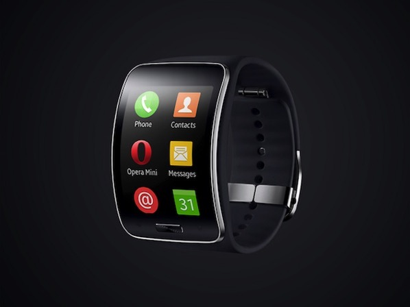Samsung gear s opera mini