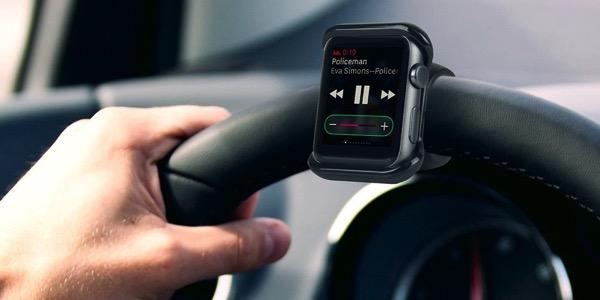 車や自転車にAppleWatchを装着!Satechiの「AppleWatchグリップマウント」で広がる新しいAppleWatchの使い方がきになる!