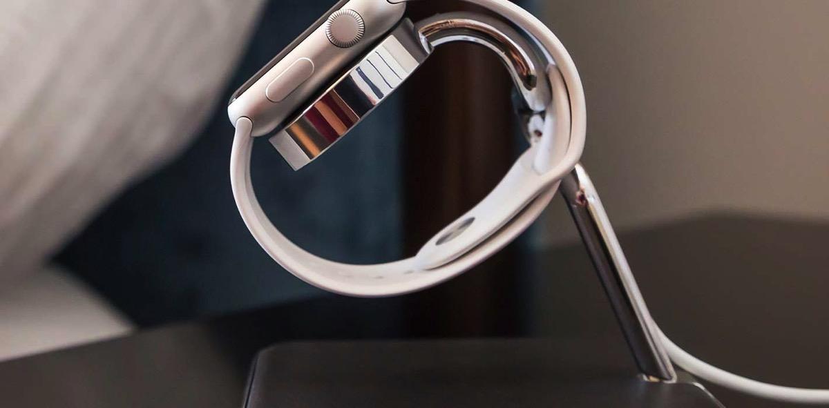 AppleWatchのデザインと完璧に調和する「Forté」:AppleWatchスタンドの最高傑作が登場