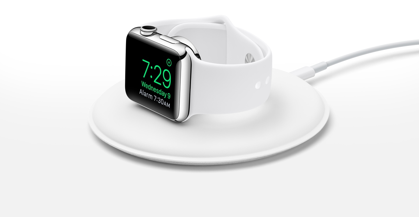 Apple純正のAppleWatch充電ドック『Apple Watch Magnetic Charging Dock』販売開始!