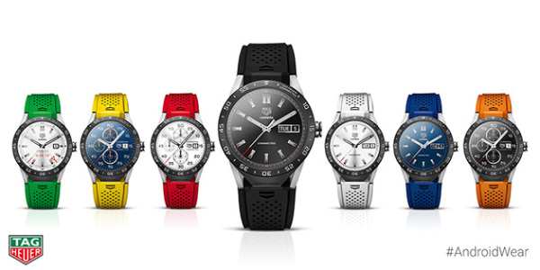 Tagheuer connected