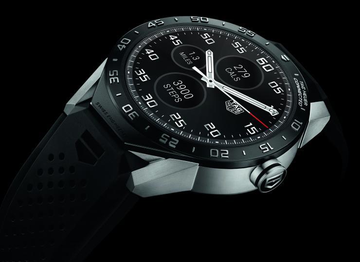 高級時計ブランド「タグ・ホイヤー」からもスマートウォッチが登場!インテル入ってる!!