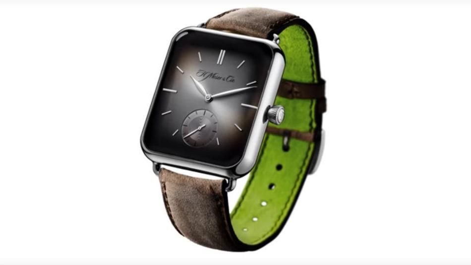 スイスの高級時計ブランドから登場したApple Watchのライバル機「Alp Watch」がいろいろスゴい!