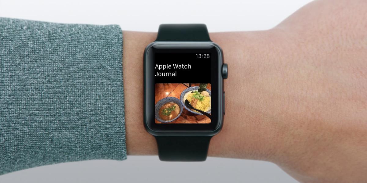 Dash for applewatch