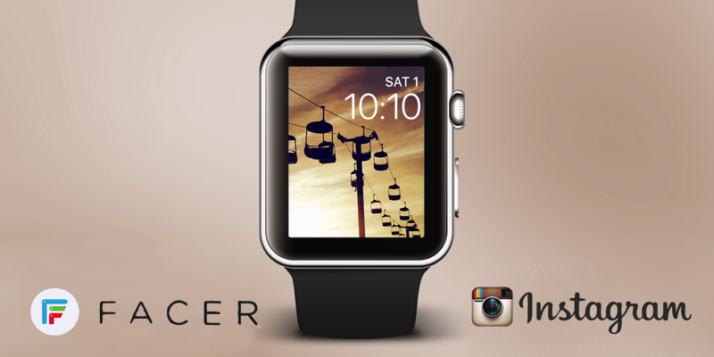 Apple Watch用の壁紙カスタマイズアプリ「Facer」:ハイクオリティーなフォトアルバム文字盤を楽しもう!!