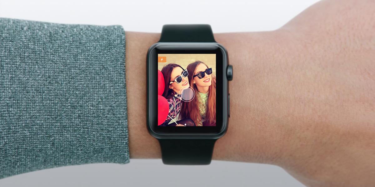 Appleが選ぶ「今週の無料App」にApple Watch対応の高機能カメラアプリ「Camera Plus」が登場!