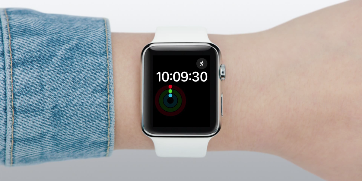 Applewatch digital seonds