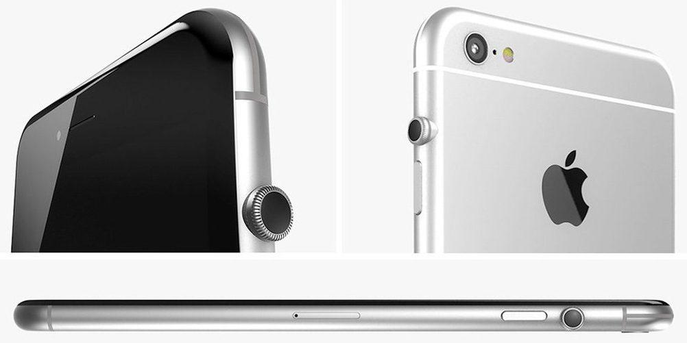 Digital crown iphone