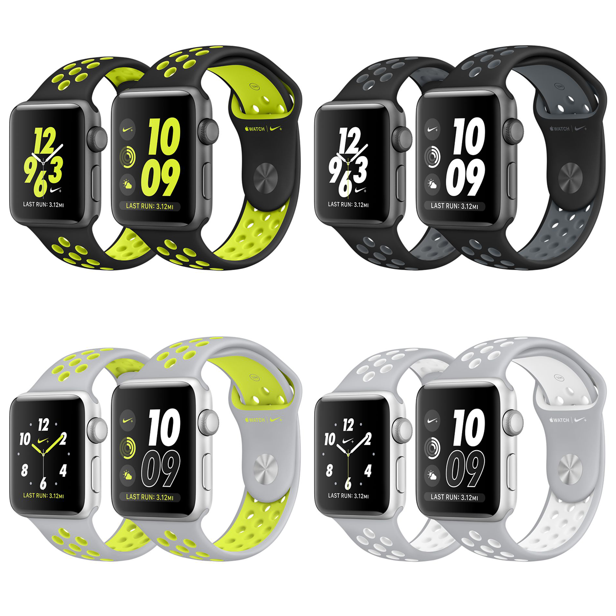 Applewatch nike models