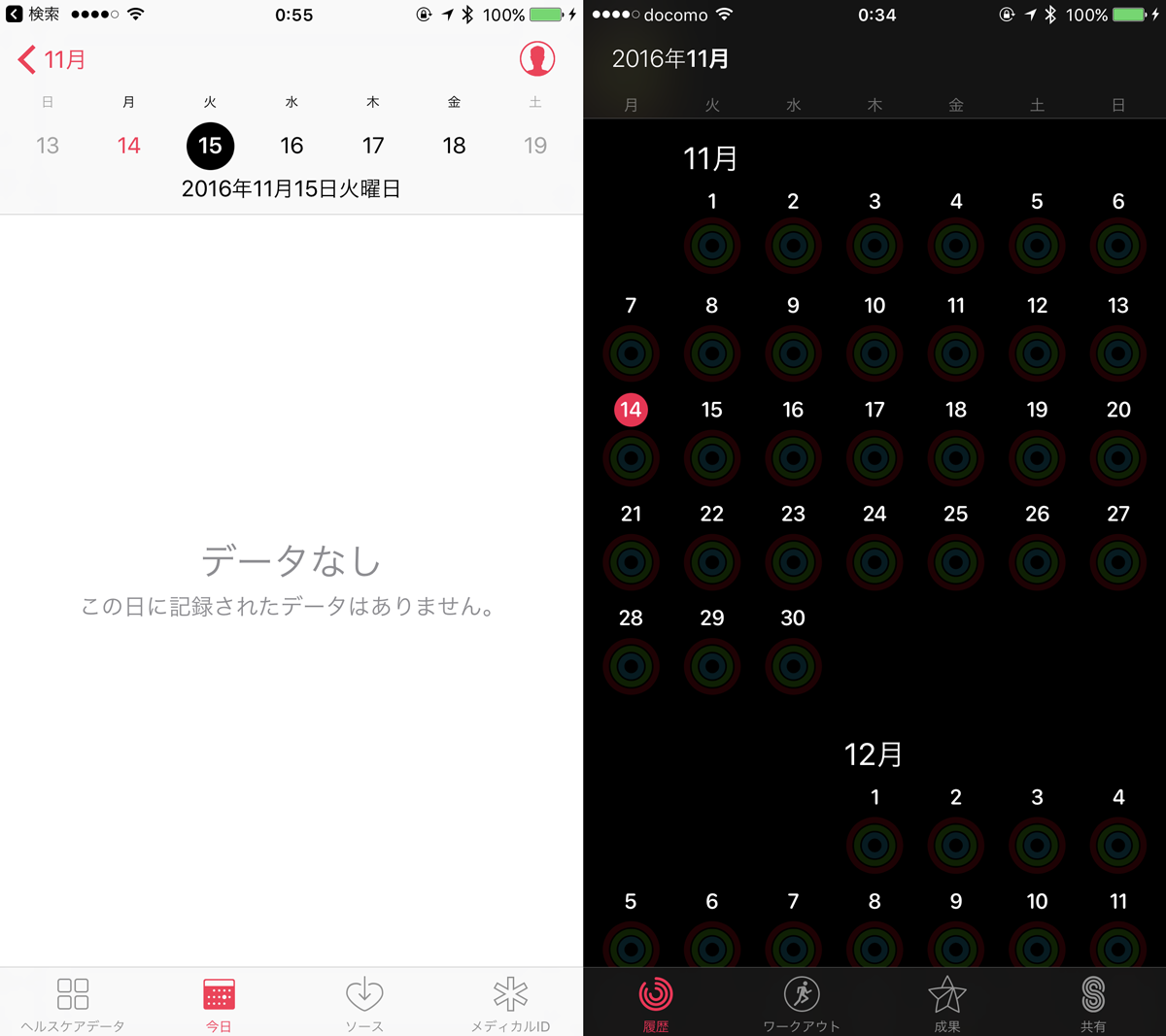 Apple WatchとペアリングしているiPhoneを機種変更したら「ヘルスケア」と「アクティビティ」のデータが消えた!原因と解決方法は?