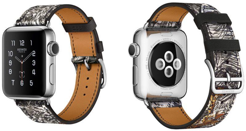 Apple Watchの新色バンド「赤道直下・タトゥー」がエルメスのブティック限定で販売開始!