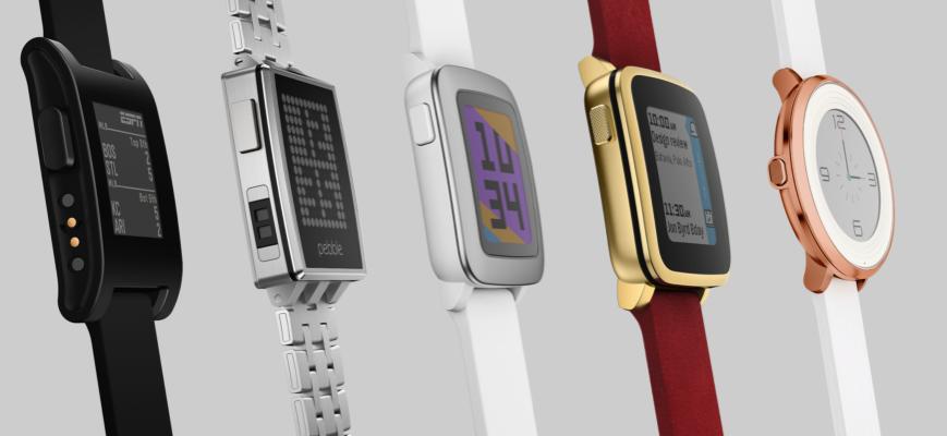 ウェアラブル市場最大手のFitbitがApple Watchのライバル「Pebble」を買収!Pebbleは販売終了&サービス縮小へ。