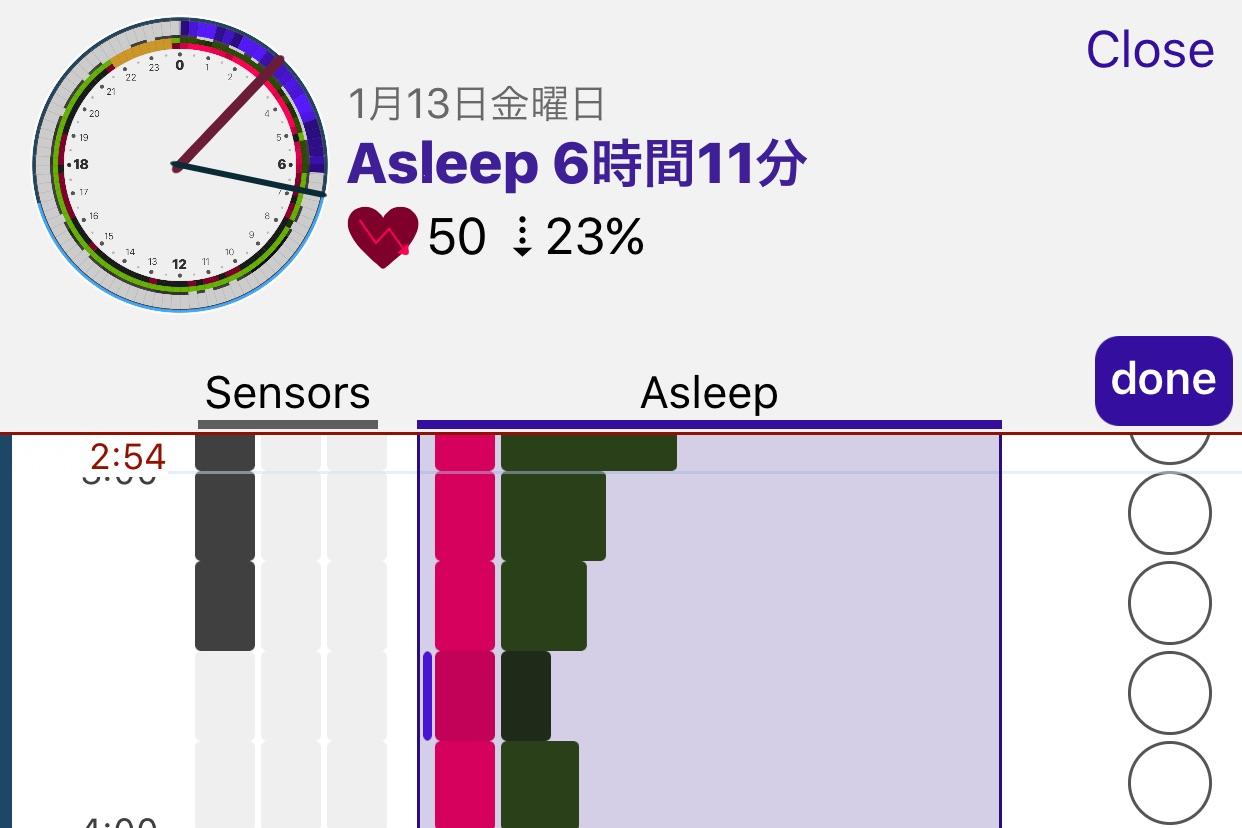 自動睡眠ログアプリ「AutoSleep」、デザインの改善とwatchOS3.1.1対応のバージョン2.0をリリース!