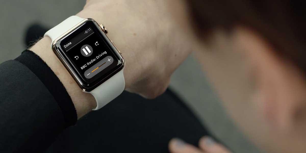 ついに出た!AppleWatch単体でPodcastを再生できる「Watch Player」、ウォーキングやランニングのお供に