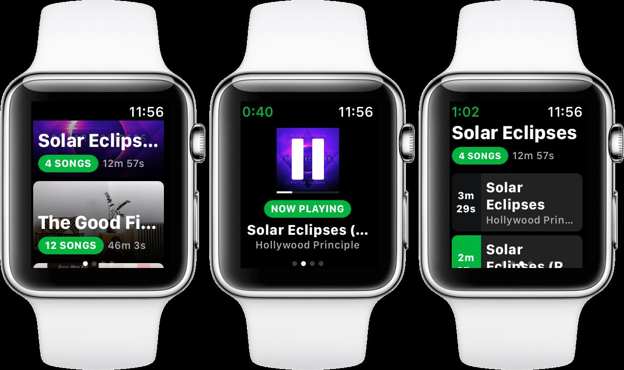 Spotifyの音楽をオフライン再生できるAppleWatch対応アプリ「Spotty」が登場間近!?