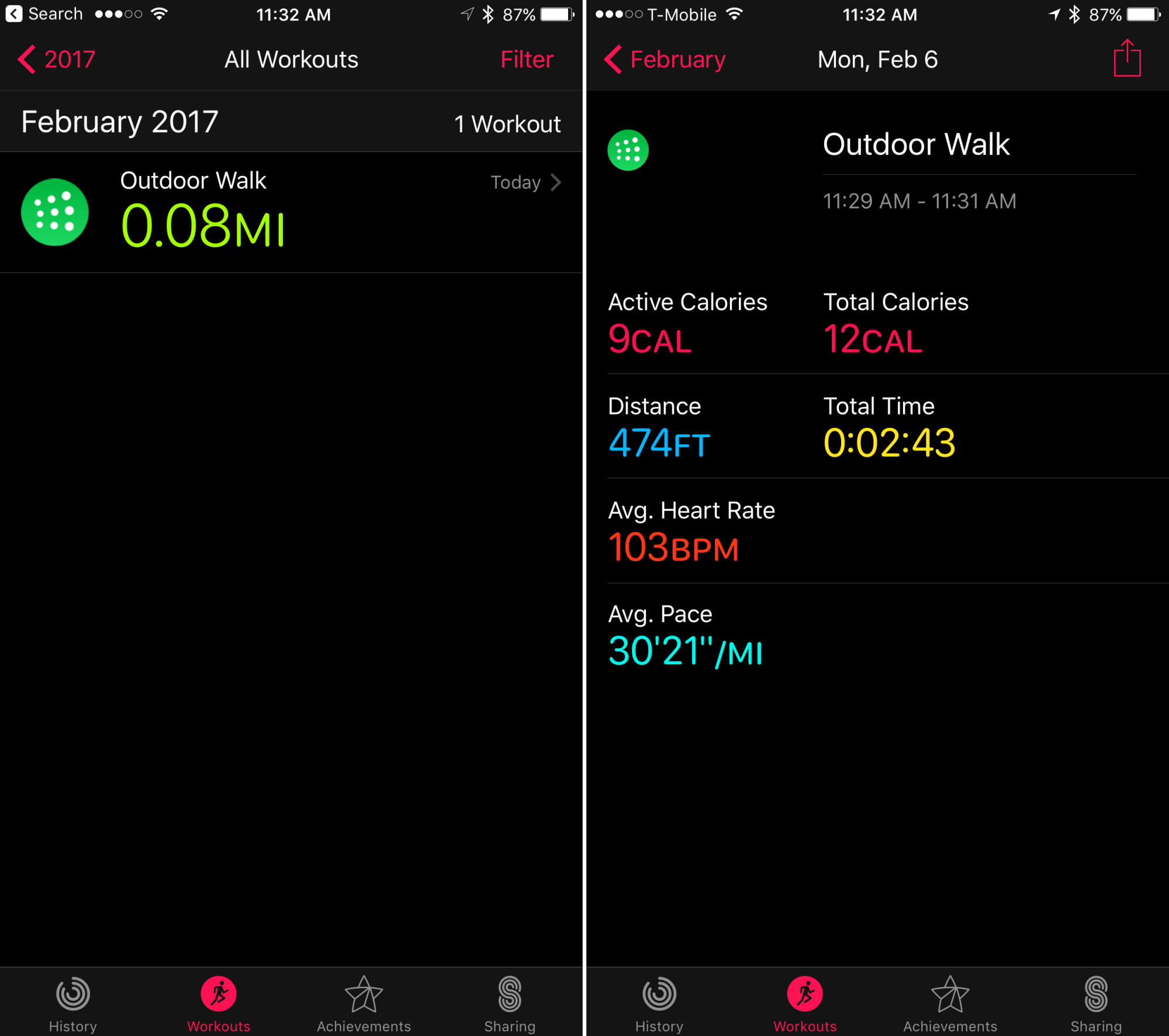 Spotty spotify workout apple watch activity app