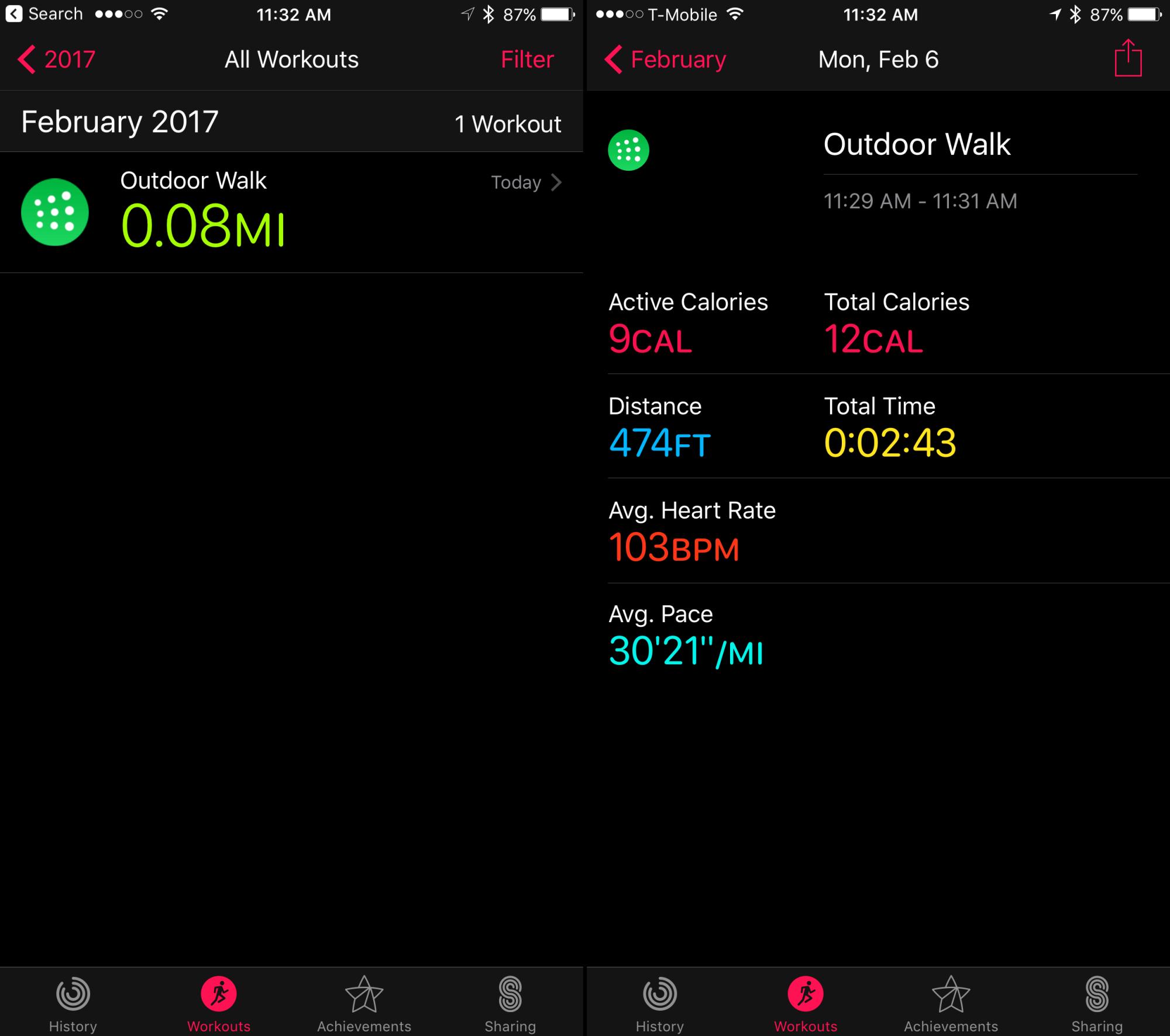 Spotty spotify workout apple watch activity app