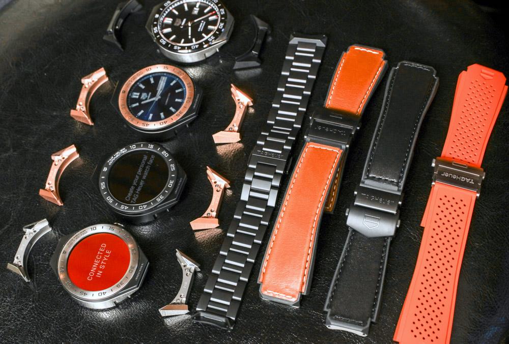 高級時計ブランド「タグ・ホイヤー」から新たなスマートウォッチが登場!モジュラー形式で圧倒的なカスタマイズ性を実現