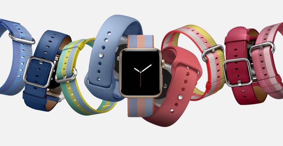 AppleWatch向けバンドのラインナップが一新!Nike+モデルのバンド単体販売もスタート