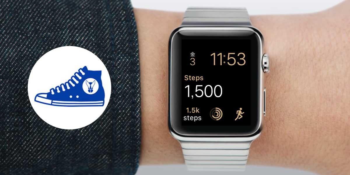 リケーション コンプ Apple watch
