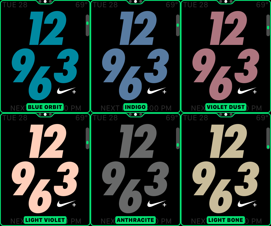 Nike analog