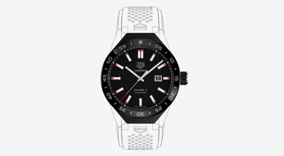 Tag heuer connected modular 45 mechanical module