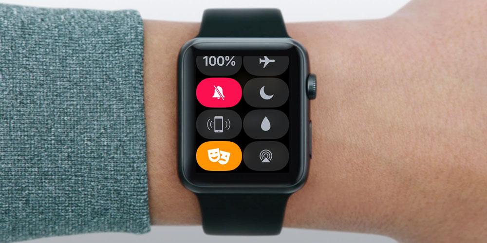 watchOS 3.2で追加された「シアターモード」の使い方。AppleWatchで睡眠ログを取っている人にもおすすめのモードです!