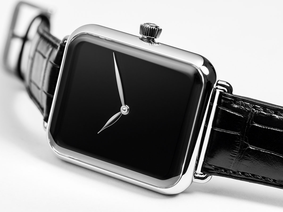 最強に本気なAppleWatch完コピの高級腕時計にまさかの新作が登場!その名も「SWISS ALP WATCH Zzzz スタンバイモード」