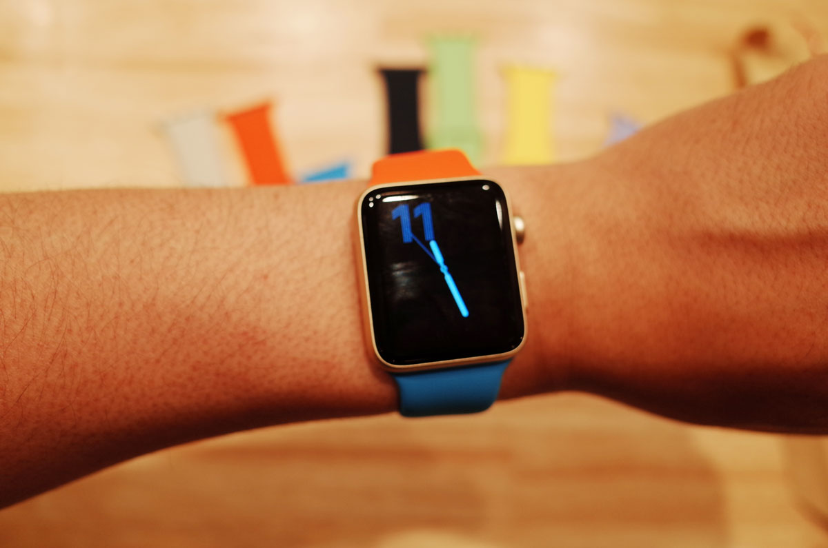 Applewatch sportband08