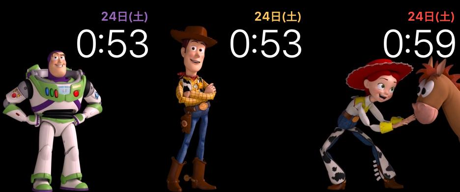 開発者向けの「watchOS 4 beta 2」が公開!ついにトイ・ストーリー文字盤が実装されました!!