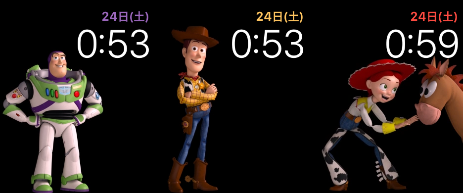 Applewatch toystory