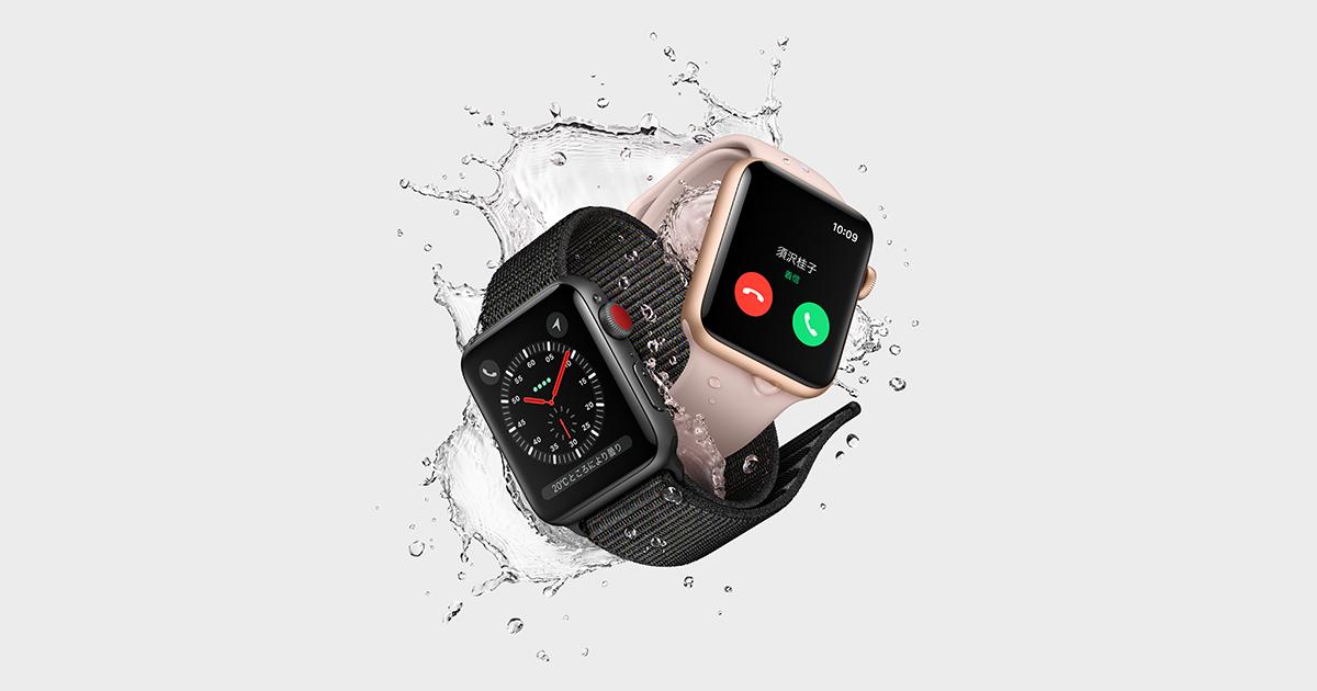 Series 3のセルラー機能は現時点では必須の機能では無さそう。Apple Musicの解禁で化けるか?