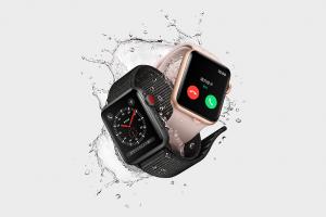 """Apple Watch Series4、サイドボタンが物理ボタンから""""ソリッドステートボタン""""へ変更。防水性能の向上へ"""