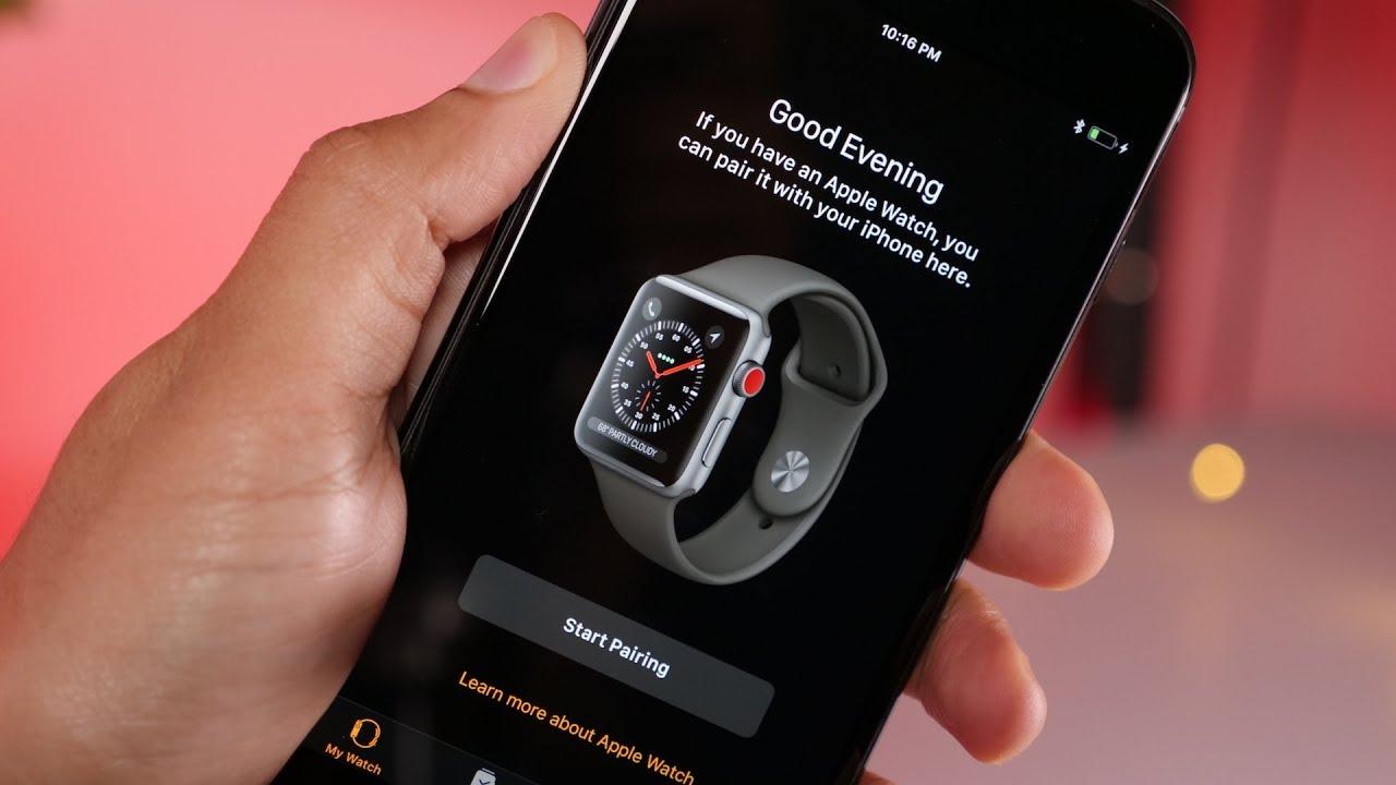 AppleWatch Series3、新色は「ブラッシュゴールド」と「グレイセラミック」!LTE版はiPhoneと電話番号を共有する特別なプランを提供か