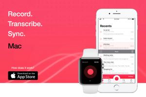 Apple Watchで現状唯一(?)バックグラウンド録音が使えるボイスレコーダーアプリ「Just Press Record」が40%オフのセール中!