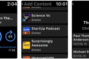 先週の気になる新着アプリ&更新アプリ、Apple Watch Journalでの人気アプリ(2018年2月12日)