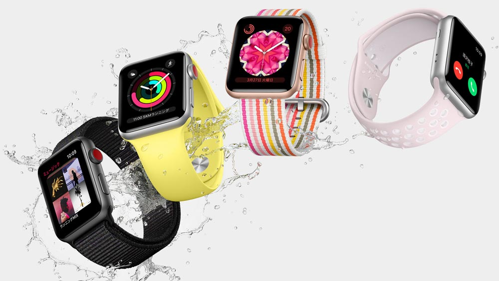 AppleWatchバンド、2018年春モデルの新色がAppleStoreで販売開始