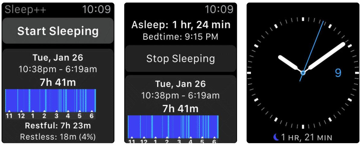 無料アプリ「Sleep++」が自動睡眠トラッキング機能を追加した新バージョンを公開