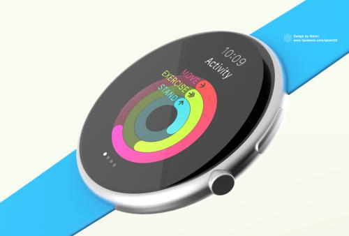Apple、円形ディスプレイの特許を取得!ただし製品化の可能性はかなり低そう…