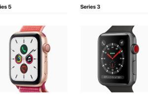 【2019年版】AppleWatchどれを買うべき?AppleWatch使用歴4年半の私が考えるAppleWatchの選び方