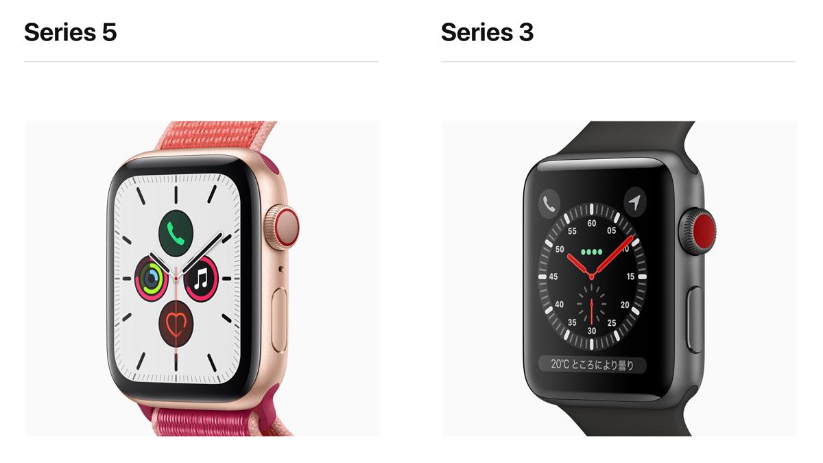 【2020年版】Apple Watch徹底比較!今買うべきApple Watchはどれ?