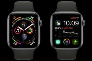 AppleWatch Series4のコンプリケーションの変更点まとめ