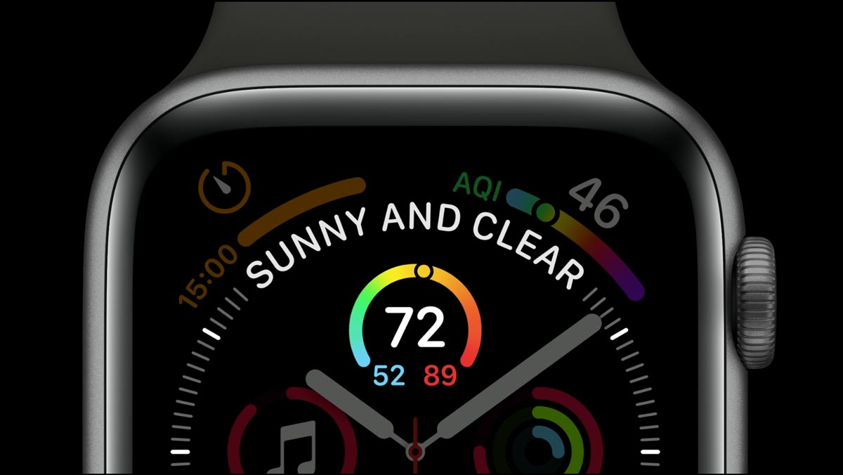 Watch コンプ リケーション Apple