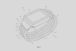 """AppleWatchのバンド交換が不要になる?Apple、内蔵したLEDで自由に色を変えられる""""カメレオンバンド""""の特許を取得"""