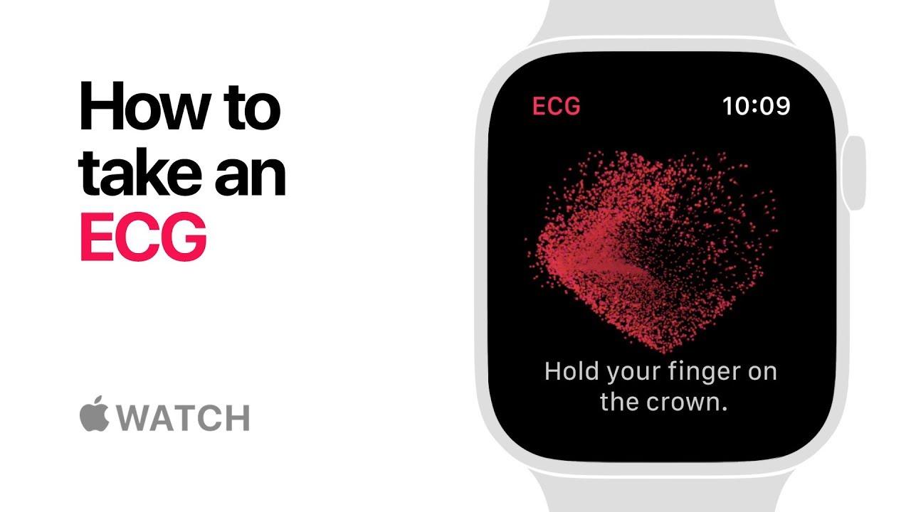 米Apple、AppleWatch Series4の新機能「心電図(ECG)」の使い方を解説したYoutube動画を公開