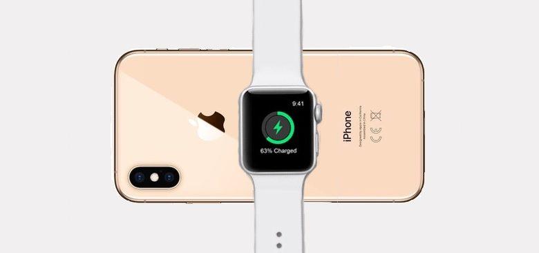 次期iPhoneはAppleWatchのワイヤレス充電が可能になるかも!?